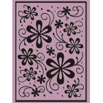 Embossing Folder Daisy Delight