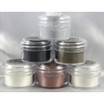 Cosmic Shimmer Embossing Powder: Silver Shine