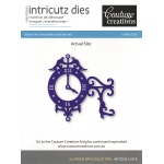 Couture Creations Die - Antique Clock