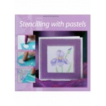 Book Stenciling with Pastels-English