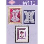 Pergamano  Pattern Booklet - M112 Sophisticated Lingerie