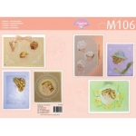 M106 Pergamano Pattern booklet Elegant Ladies