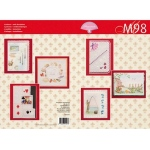 M98 Pergamano Pattern Book-Hobbies on Parchment