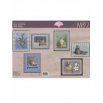 M92 Pergamano Pattern Book-Still Life and Birds