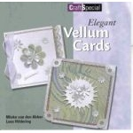 Elegant Vellum Cards - Book