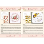 Ann's Paper Art 3D Card Embroidery Pack 1