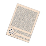 Tattered Lace  Embossing Folders - 12 Days Of Christmas