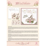 Ann Paper Embroidery Pattern - Wedding