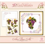 Ann's Paper Art - Embroidery patterns and flower sheets
