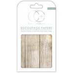 Creative Expressions Distressed Wood 2 Decoupage Papers