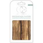 Oakwood Decoupage Papers