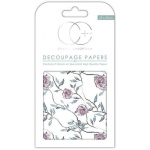 Creative Expressions Climbing Rose Decoupage Papers