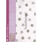 Vellum Stars/Ice Crystals gold (5)