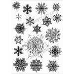 Clear Stamp - Winter Wishes