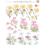 3D Precut Morehead Flower Kids 1