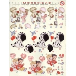 3D Precut Morehead - Kids and Puppy Dog