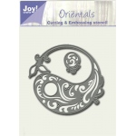 Joy! Crafts Dies - Orientals Ying-Yang