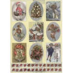 Dufex  Metallic Stickers - Victoiran Christmas  Children