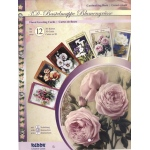 3D Cardmaking Book - Flowers (12 cards)