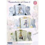 Card Kit - Cards with Clowns 1