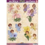 Morehead So Nice and Easy (4) - Flower Fairies