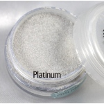 Cosmic Shimmer Mica Pigments In Platinum by Phill Martin