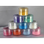 Cosmic Shimmer Lustre Embossing Powder: Sunrise Pink