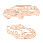 Tessler Crafts Ellentina Cutting Dies - Cars #4
