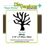 Die Versions  - Sweet Petites - Tiny Tree