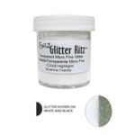 Glitter Ritz  Micro Fine Glitter - Cool Highlight(0.6 Oz)