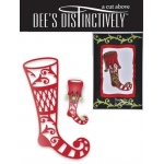 Dee's Distinctively Dies - Stocking 1