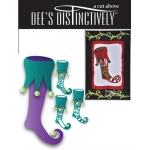 Dee's Distinctively Dies - Stocking Silhouette