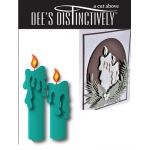 Dee's Distinctively Dies - Candle Set