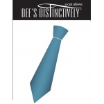 Dee's Distinctively Dies - Tie