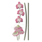 Dee's Distinctively Dies - Secret Garden Flower Stems