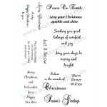 Peace on Earth - Stamp Set