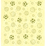 "Embossing folder background Sport 6"" x 6.5"""