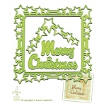 Lea'bilities Embossing and Cutting Die - Star Christmas frame