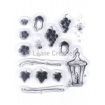 LeCreaDesign® Clear Stamp Autumn