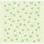 Embossing Folder Background Stars
