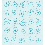 Leane Creatief - Embossing Folder Background Envelopes