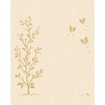 Lea'bilities Embossing Folder - Garden Scene