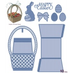 Creative Expressions Sue Wilson Dies - Kinetics Collection - Easter Basket