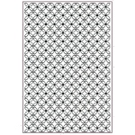 Creative Expressions Embossing Folder A4 - Tied Holly