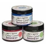 Cosmic Shimmer Colour Cloud: Smudged Charcoal