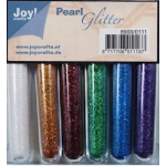 Glitter Powder - Pearl Assortment