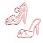 Joy! Crafts Cutting & Embossing Die Fashion - High Heels set of 2 different