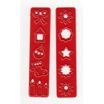 Cutting and Embossing die - Christmas Symbols