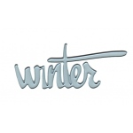Cutting and Embossing die - winter