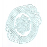 Joy Crafts Cut & Emboss Die - Endless Flower Oval